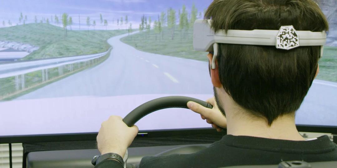 conducción por telepatía