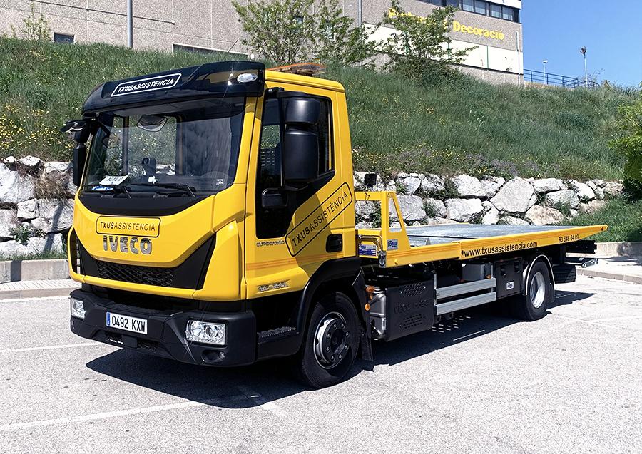 Iveco Eurocargo 12tn 0492 KXW