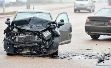 accidente y sin seguro