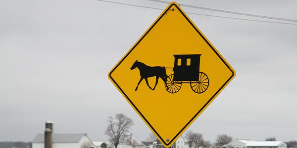 señales de tráfico raras