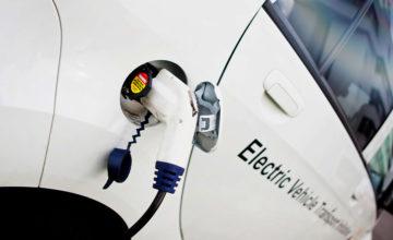 coche eléctrico piezas