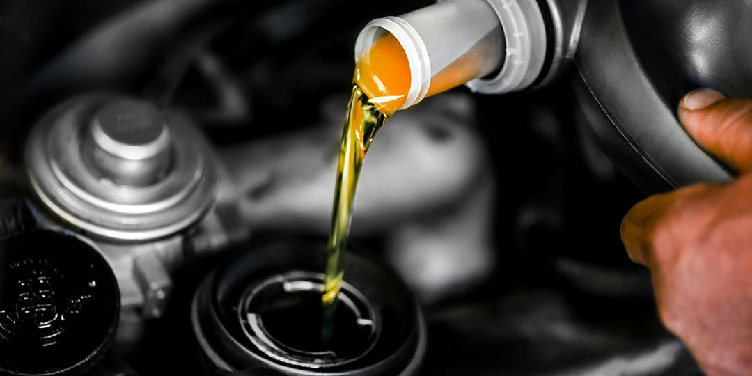 aceite para el motor