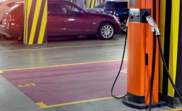 cargadores coche eléctrico